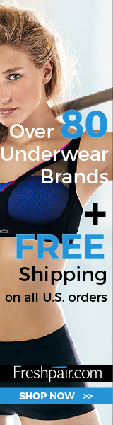Freshpair - Women's bras, panties and more!
