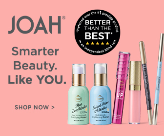 JOAHbeauty Award Winning Cosmetics