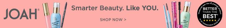 JOAHbeauty Award Winning Cosmetics