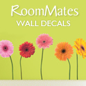 RoomMates removable wall decals