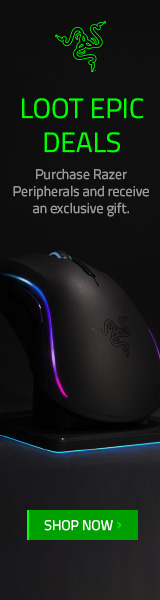 Razer Affiliate Exclusive Deals