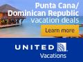United Vacations Punta Cana Deals!