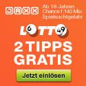2 Gratis-Tipps für Lotto 6aus49