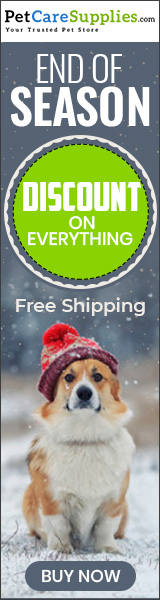 Winter sale pet supplies