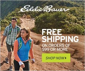 Eddie Bauer Promo Code Free Shipping