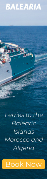 Balearia ferries to Morocco