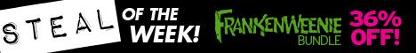 STEAL of the Week: Frankenweenie Bundle @ Claire's!