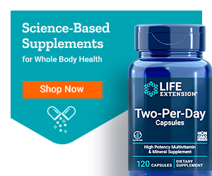 Life Extension Discount Code on Supplements