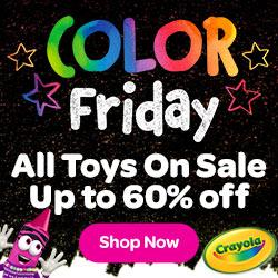 Color Friday Sale Banner