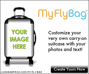 MyFly Bag Personalized Carry-On
