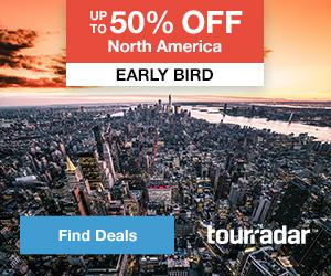North America tour deals at Tourradar