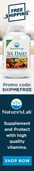 Free Shipping On Any Order at NaturesLab.com