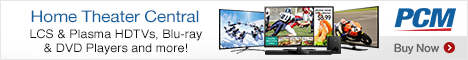 Great deals on LCD TVs, BluRay Players and more!