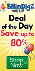Save 80% or more - Shindigz.com Deal of the Day