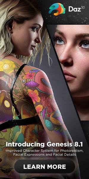 victoria 8.1, daz 3d, facial rig, realistic, 3d design, digital design