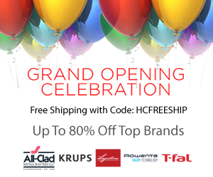Home and Cook Outlet Grand Opening