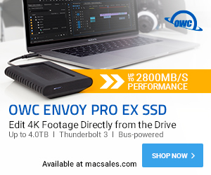 Image for OWC Envoy Pro EX SSD