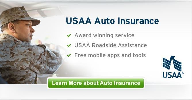 USAA Auto Insurance Quote