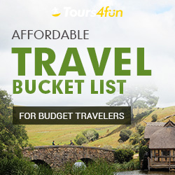 Affordable Travel Bucket List: Tours Up to 20% off