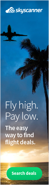 Search flights at Skyscanner