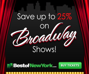 Broadway Show Tickets Save up to 25%!