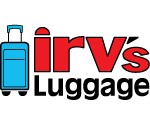Save up to 60% on all your travel needs at Irv's Luggage