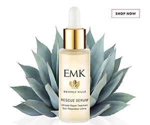 best acne treatment system - EMK Rescue Serum