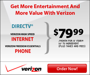 Best Value and Price with HSI + Phone and DirecTV