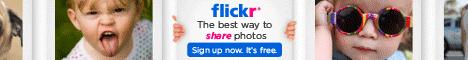 Yahoo! Flickr - 468x60