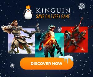 Kinguin.net - Oszczędzaj na każdej grze!
