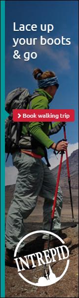 Intrepid Travel adventure tours