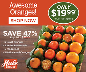Save over 37% on on Our World-Renowned Premium Citrus