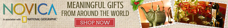 Meaningful Gifts at NOVICA