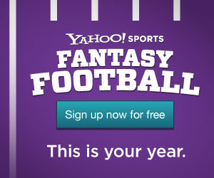 Yahoo! Fantasy Football - Homepage