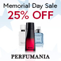 Deals on Perfumania Memorial Day Sale: Extra 25% Off Sitewide + $10 Off $70+ order
