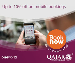 Qatar Airlines Discount Code OFFER 1