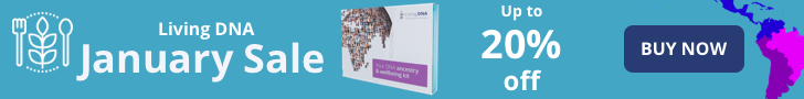 Start your DNA adventure today!