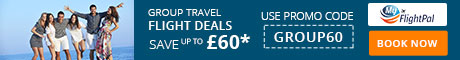 Group Travel flight deals