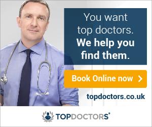 top doctors uk