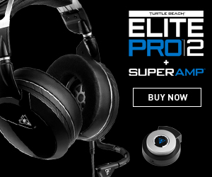 Buy the Elite Pro 2 + SumperAmp PS Gaming Headset for PS4 or PS4 Pro