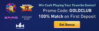 Win Cash Playing Your Favorite Games!