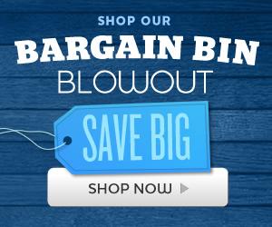 BetterWorldBooks.com Bargain Bin