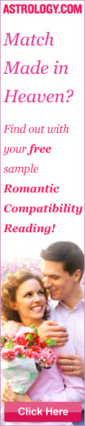 Free Sample Romantic Compatibility reading!