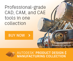 Autodesk Manufacturing and Design Series