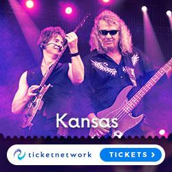 Kansas The Band Tickets