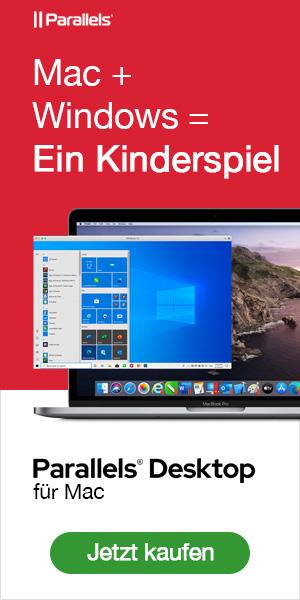 Parallels Desktop® für Mac 16