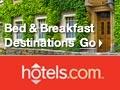 Hotels.com B&B Destinations