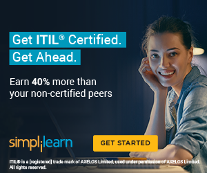 Image for 300x250 ITIL Foundation Certification - Completion Rates