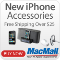 New iPhone Accessories from MacMall.com