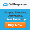 Get Response - email marketing system